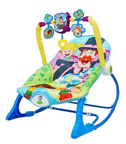 Cadeira de Balanço Mundo Bita, Pura Diversão, 20115, Multicolorido