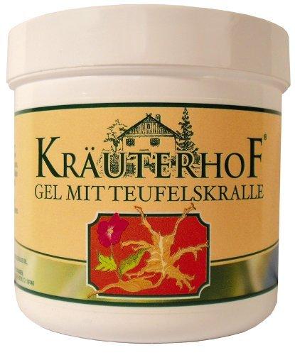Kräuterhof Gel à base de griffe du diable 500 ml 1 pièce