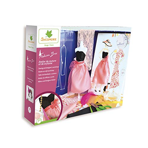 Sycomore- Fashion Box-Taller de Costura y estilismo Pasaje de la Tabla de...