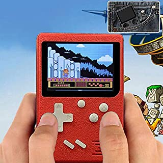Christmas Best Smartphone!!Kacowpper Retro Mini Handheld Video Game Console Gameboy Built-in 168 Classic Games