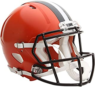 Riddell Cleveland Browns Officially Licensed Speed Authentic Football Helmet
