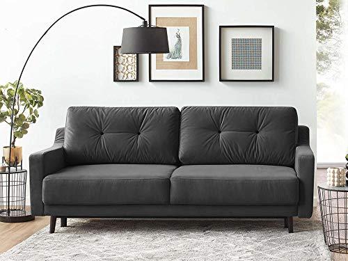Canapé droit 3 places Confort