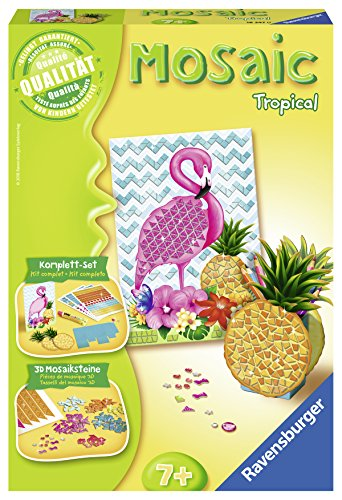 Ravensburger Creation 18347 Mosaic Tropical