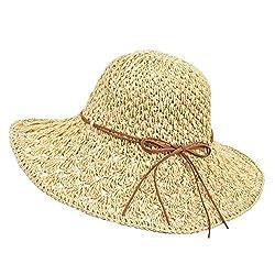 Strohhut Sommerhut Hut Hüte Schattenspender Strand Garten Beach untersch.Modelle