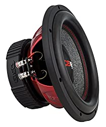 in budget affordable DS18 GEN-X104D Subwoofer (Black) – 4-layer black aluminum voice coil, 10 inches, maximum power 800 W, 400 W…