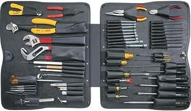 "Jensen Tools 9023B005Top and bottom menteşe Pallet W/Tools. 17.75X 12.75"""