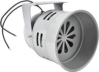 Cuerno de la alarma del motor, cuerno de sirena eléctrico industrial de la sirena de