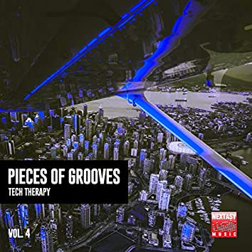 Pieces Of Grooves, Vol. 4 (Tech Therapy)