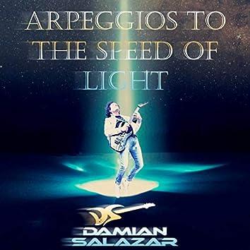 Arpeggios to the Speed of Light