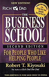 BUSINESS SCHOOL by Robert Kiyosaki
