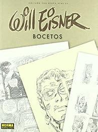 WILL EISNER: BOCETOS par Will Eisner