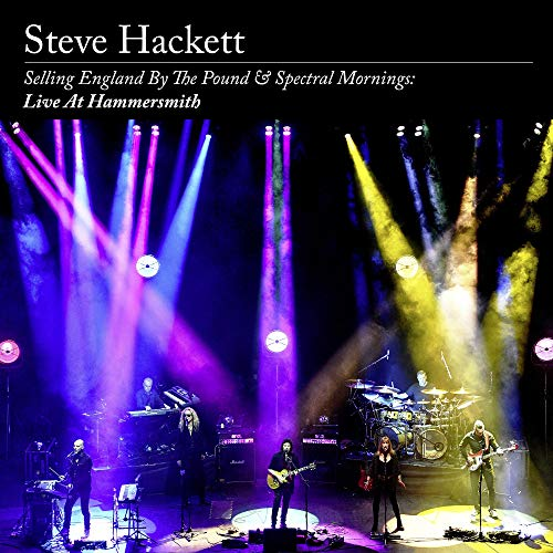 Selling England By The Pound & Spectral Mornings: Live At Hammersmith