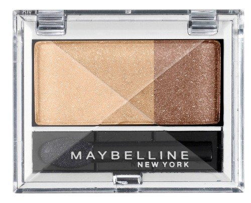 Maybelline New York Eyestudio Duo Lidschatten, 709, ocher