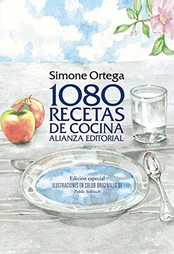 1080 recetas de cocina (Libros Singulares (Ls