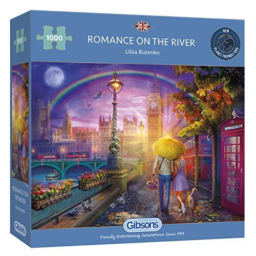 Romance on The River   Rompecabezas (1000 Piezas)