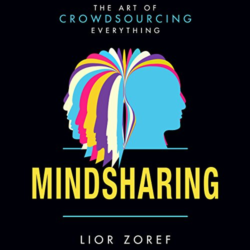 Mindsharing audiobook cover art