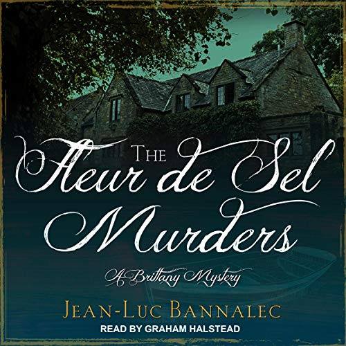 The Fleur de Sel Murders audiobook cover art