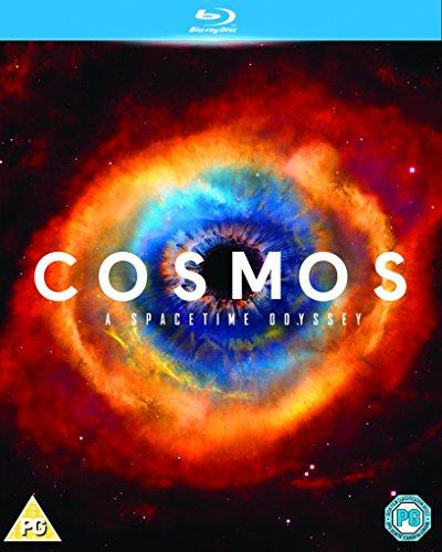 Cosmos A Spacetime Odyssey Season 1 BD Italia Blu-ray