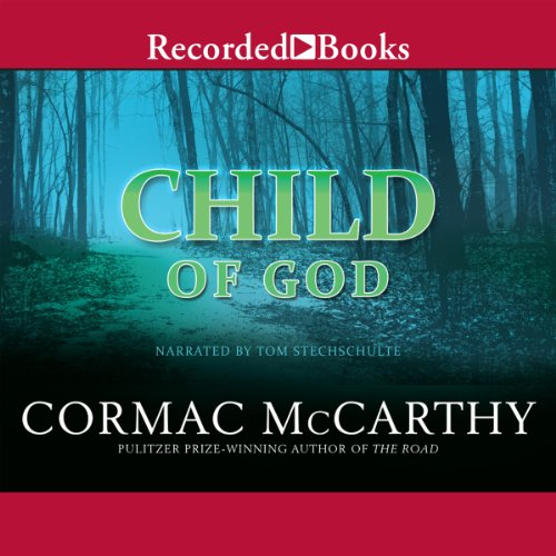 Child of God audiobook cover art
