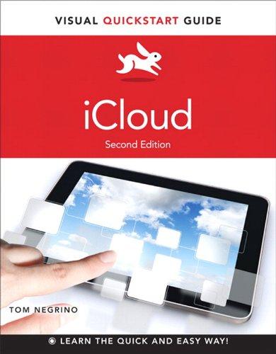 iCloud: Visual QuickStart Guide (English Edition)