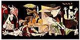 QWEWQE Leinwand Malerei, Drucken Gemälde Picasso Guernica