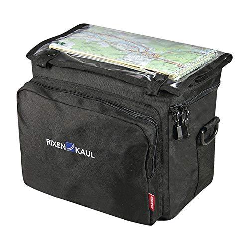 KlickFix Lenkertasche Day Pack Box, Black, 8l