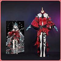 アークナイツ スカディ クラウディ ハートSkadi the Corrupting Heart コスプレ衣装 コスチューム 仮装 cosplay[4699]