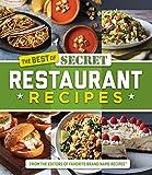 The Best of Secret Restaurant Recipes