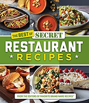 Best secret restaurant recipes cookbook Reviews