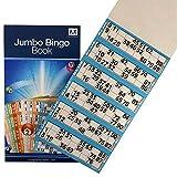 Unbranded Jumbo Bingo BTZ/5 - Juego recreativo de Mesa (6 Juegos por página x 80 Hojas)