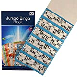 [page_title]-Anker International Stationäre'2,5–1.219,2cm Bingo Ticket Book