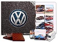 フォルクスワーゲン, Volkswagen, チョコレートギフトセット、13x13cm (Road)