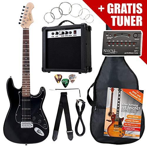 Rocktile ST Pack guitarra eléctr Set