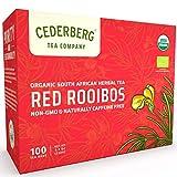 Best Rooibos Teas - Red Rooibos Tea 100 Teabags USDA Organic Review