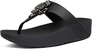 FitFlop Lottie Corsage Toe-Thongs womens Sandal
