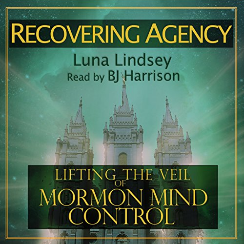 Recovering Agency audiobook cover art
