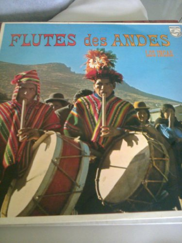 Flutes des Andes (El condor pasa..) / Vinyl record [Vinyl-LP]