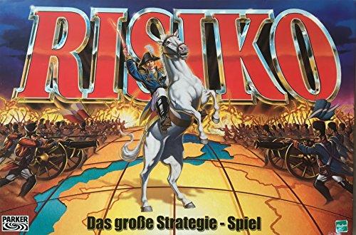 Risiko - Das große Strategiespiel. (Erscheinungsjahr 2000)