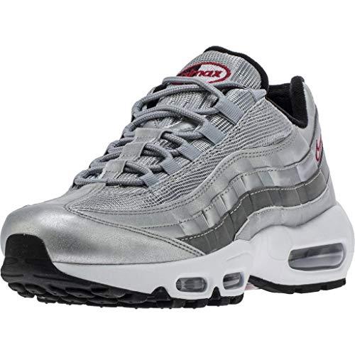 Nike Wmns Air MAX 95 QS 'Silver Bullet' - 814914-002 - Size 6.5 -