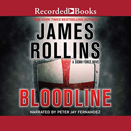 Bloodline                   Written by:                                                                                                                                 James Rollins                               Narrated by:                                                                                                                                 Peter Jay Fernandez                      Length: 15 hrs and 17 mins     1 rating     Overall 5.0