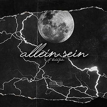Allein sein (feat. KIDDFABI)