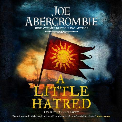 A Little Hatred Audiobook By Joe Abercrombie cover art