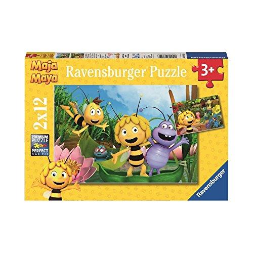 Ravensburger 07624 BM Ausflug mit Biene Maja, Puzzle
