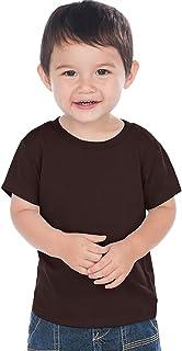 Kavio! Unisex Infants Crew Neck Short Sleeve Tee (Same IJC0432)