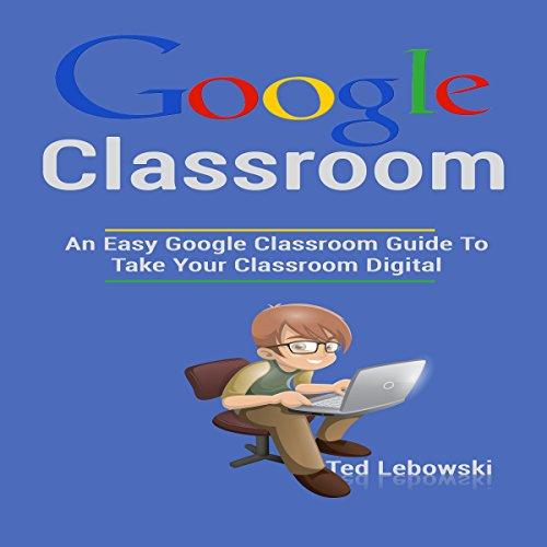 Google Classroom audiobook cover art