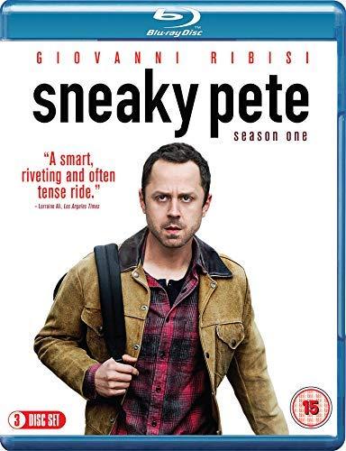 Sneaky Pete: Season One [Blu-ray]