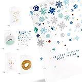 Felicitaciones De Navidad Pack De 10 Tarjetas Cotillón