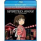Spirited Away [Blu-ray + DVD] (Sous-titres français)