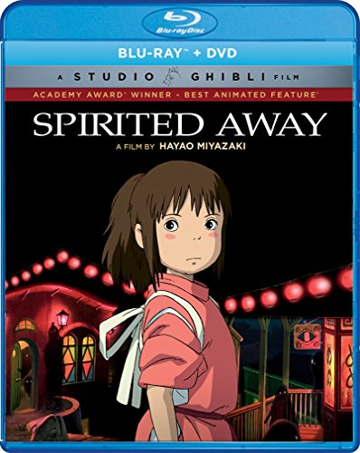 Spirited Away (Bluray/DVD Combo) [Blu-ray]