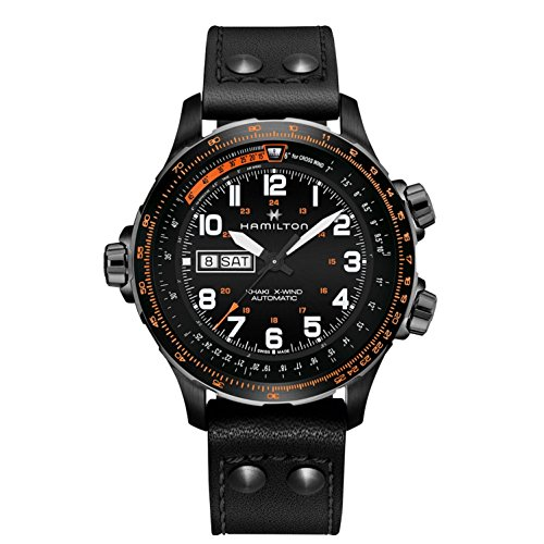 Hamilton Khaki Aviation X-Wind Automatic...
